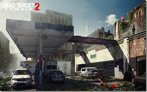 DEAD TARGET Zombie 2 07