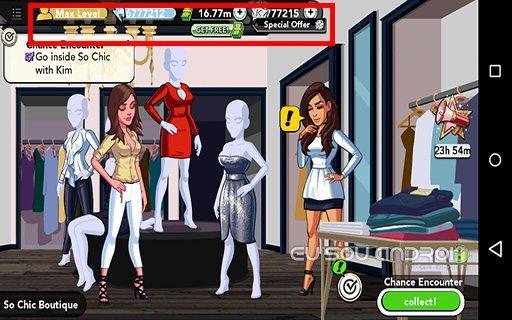 MOD Kim Kardashian