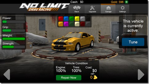 No Limit Drag Racing 02