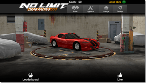 No Limit Drag Racing 08