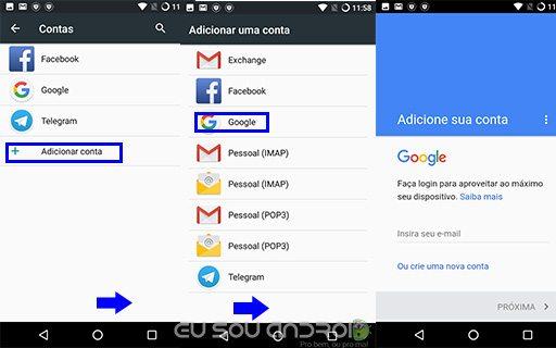 Passo Google