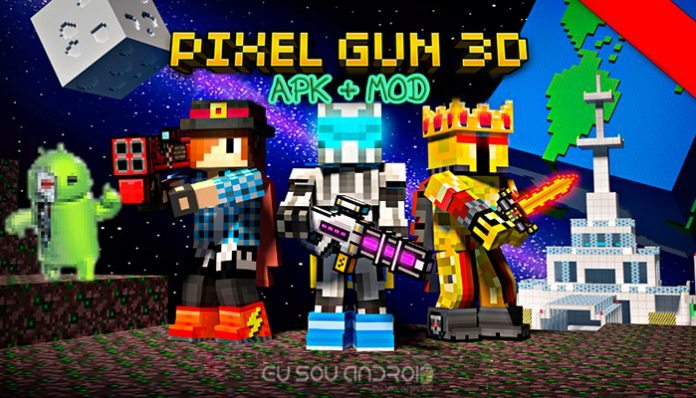 Pixel Gun 3D Pocket Edition