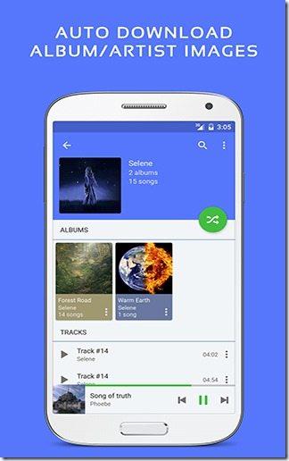 Pulsar Music Player 03