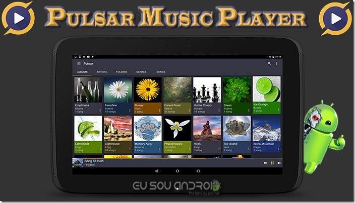 Pulsar Music Player Capa v1.3.9