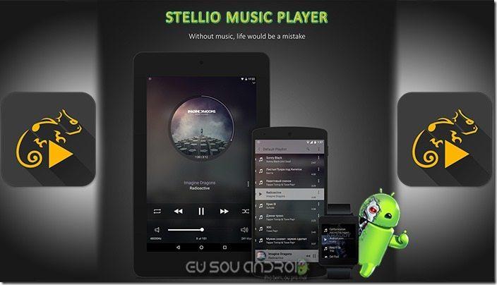 Stellio Music Player Capa v4.79