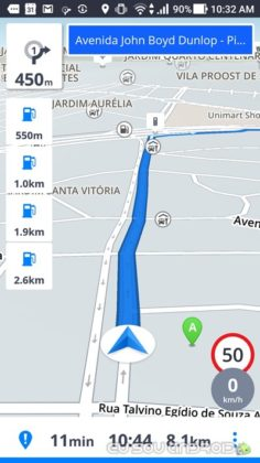 Sygic GPS Android 17.2.11