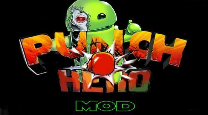 PUNCH HERO MOD