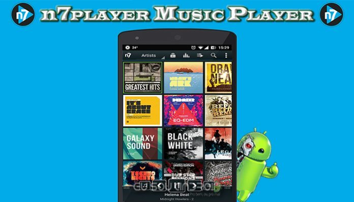 n7player Music Player APK - Eu Sou Android
