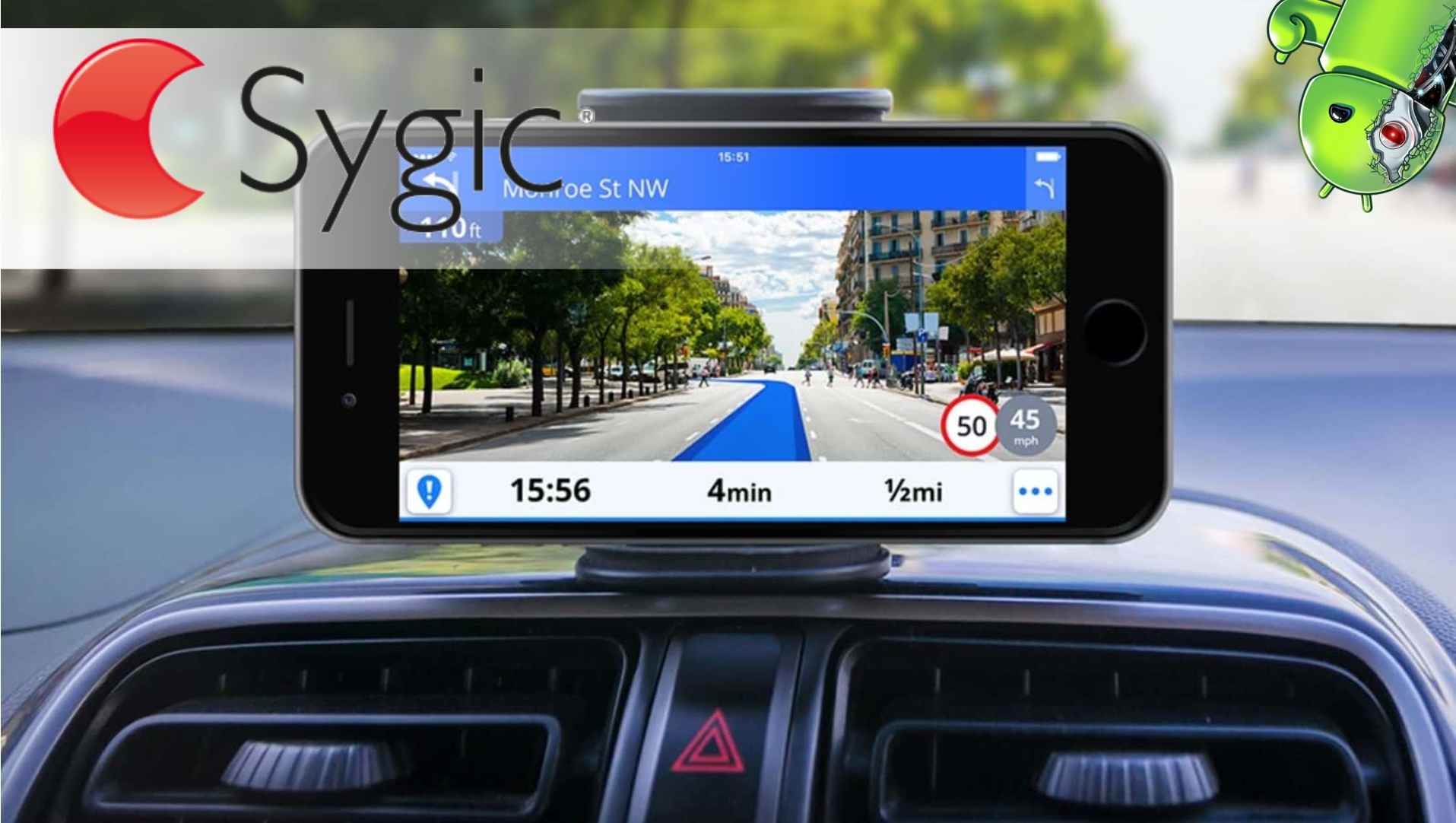 sygic gps android navigation maps eu sou android. Black Bedroom Furniture Sets. Home Design Ideas