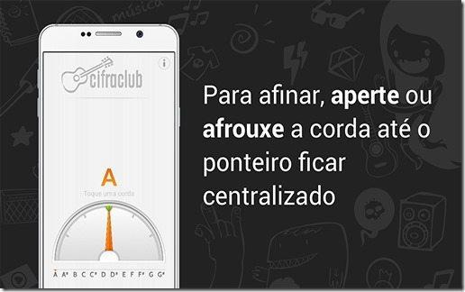 Afinador Cifra Club 01