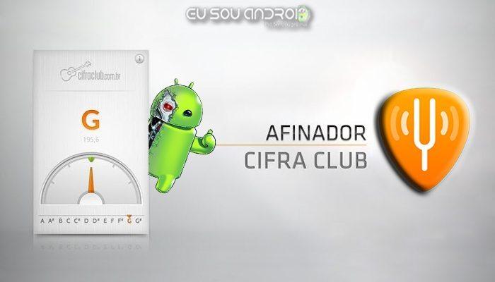 Afinador Cifra Club Capa v2.9