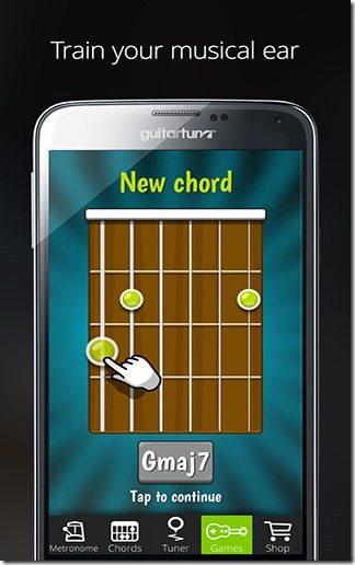 Afinador Guitarra GuitarTuna 05