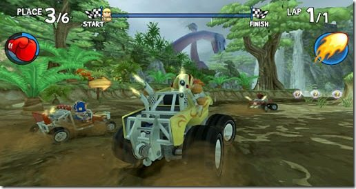 Beach Buggy Racing apk_mod