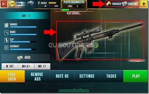 Death Sniper Commando MOD 01 v2.0.1