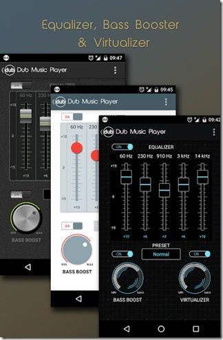 Dub_Music Player Equalizador apk grátis atualizado