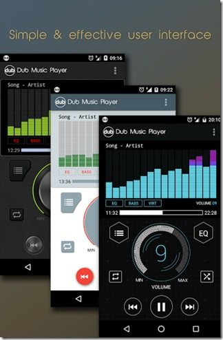 Dub_Music Player _Equalizador apk