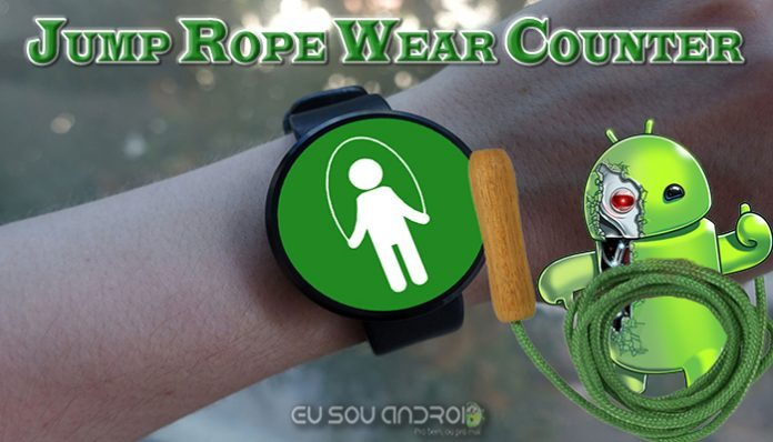 Jump Rope Wear Counter