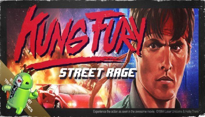 Kung Fury Street Rage MOD