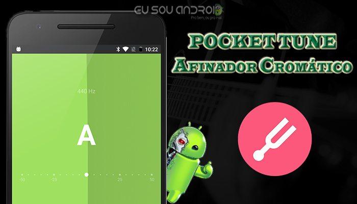 POCKET TUNE Afinador Cromático Capa v1.1.0