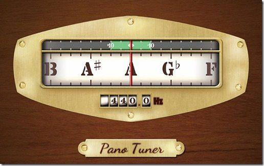 Pano Tuner Chromatic Tuner  01