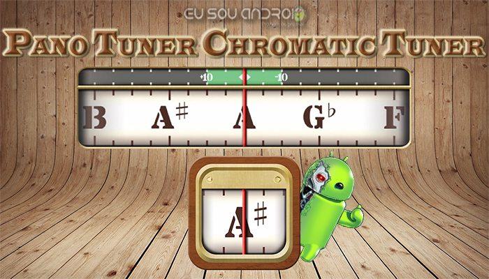 Pano Tuner Chromatic Tuner Capa v1.2.7.2
