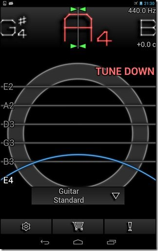 PitchLab Guitar Tuner PRO 05
