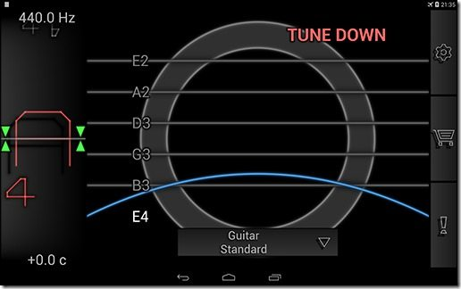 PitchLab Guitar Tuner PRO 08