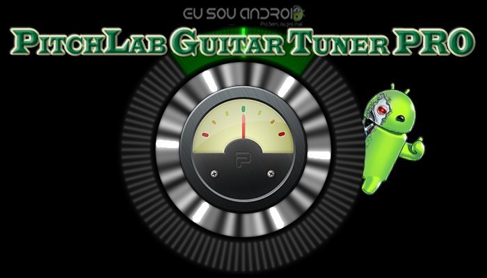 PitchLab Guitar Tuner PRO Capa v1.0.20