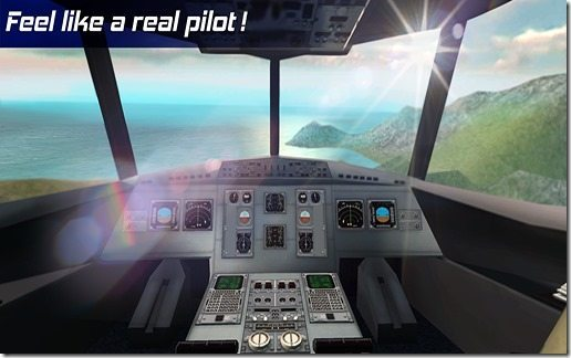 Real Pilot Flight Simulator 3D 02