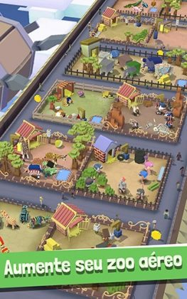 Rodeo Stampede Sky Zoo Safari MOD