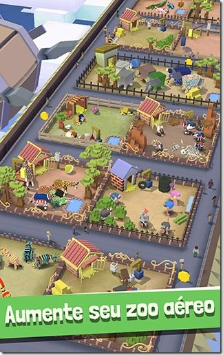 Rodeo Stampede Sky Zoo Safari 02