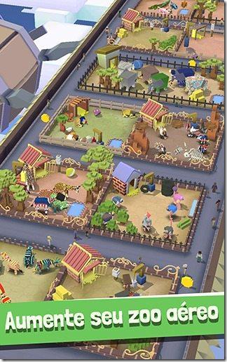 Rodeo Stampede Sky Zoo Safari 02