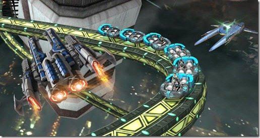 Roller Coaster Sim Espaço MOD APK