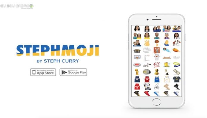StephMoji by Steph Curry