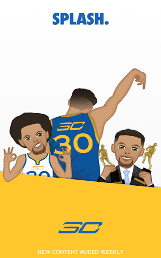 StephMoji by Steph Curry_Eusouandroid (3)