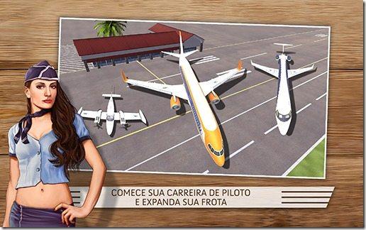 Take Off The Flight Simulator 05