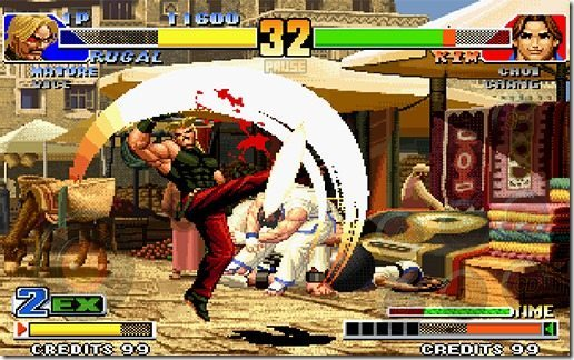 The King of Fighters '98 05