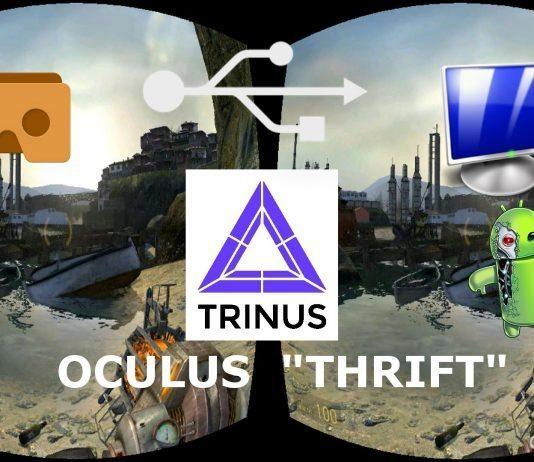 TrinusVR Pro