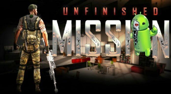 Unfinished Mission MOD