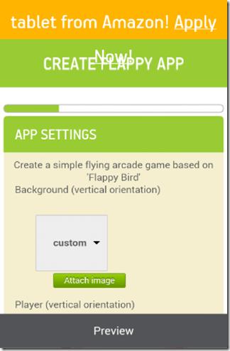 Apps Geyser Creator Online Crie Aplicativos pelo Android
