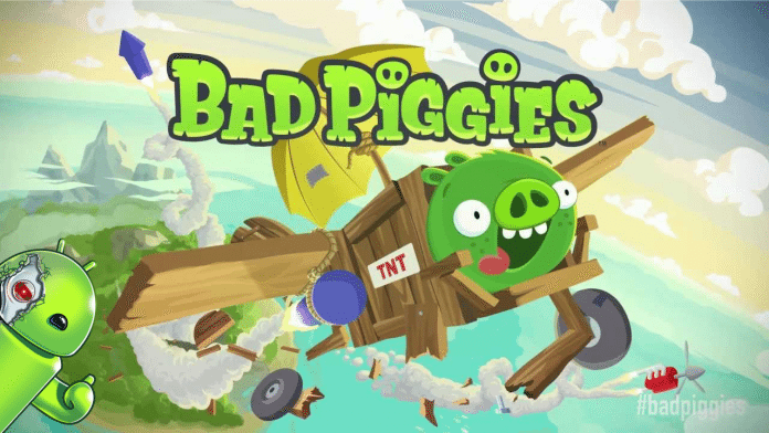 Bad Piggies HD MOD