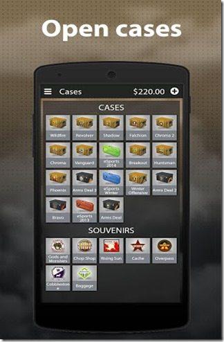 Case opener ultimate mod apk