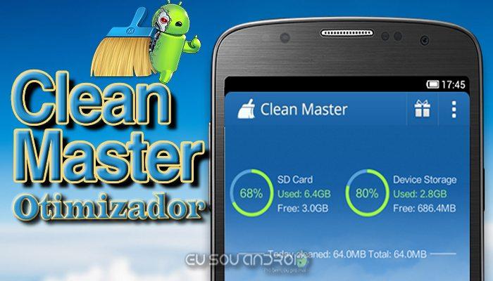 Clean Master Otimizador v.5.13.6 Capa