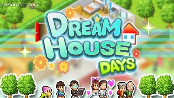 Dream house days mod apk eu sou android for Dream house days furniture