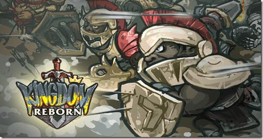 Kingdom Reborn Arte da guerra apk novo
