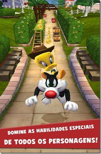 Looney Tunes Dash Apk 2016 atualizado