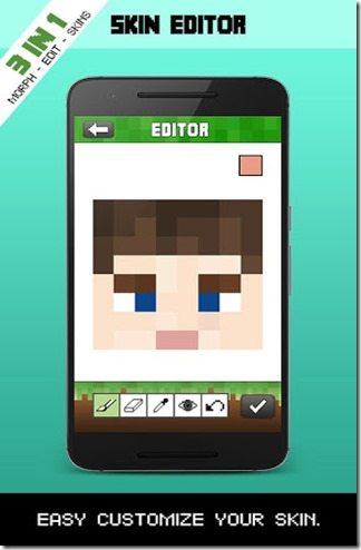 MorphCraft for Minecraft PE apk