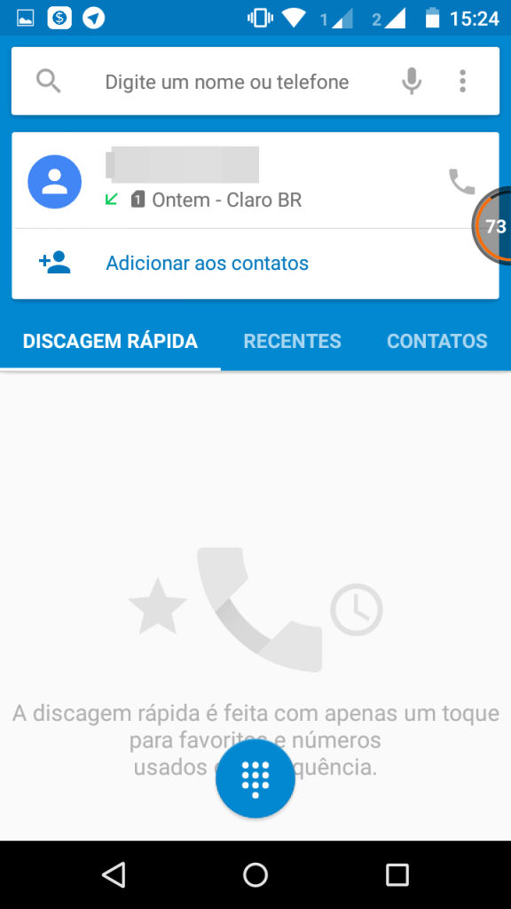 Como descobrir o imei de um celular
