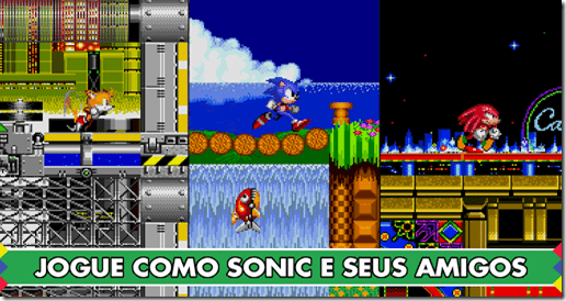 Sonic The Hedgehog 2™ apk 2016