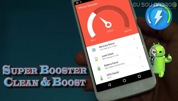Super Booster Clean & Boost v1.0.3 Capa